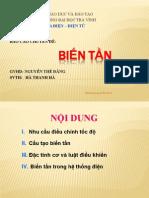 Bao Cao Chuyen de Bien Tan