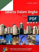 DKI Dalam Angka 2011