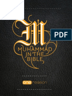 Muhammad in the Bible by One Reason