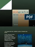 Curar no es sanar- Biografía Biología
