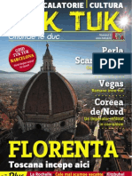 Revista Tuk+Tuk-Ghid Turistic Barcelona