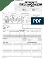 graphic regarding Printable Dm Screen identify DD 2nd Variation DM Display
