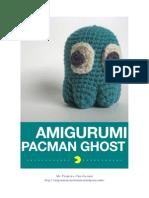 Amigurumi Pacman Ghost