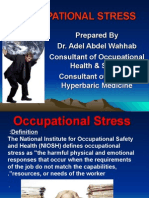 Occupational Stress 4