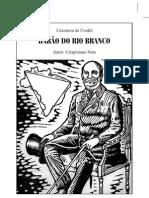 Cordel Barao Rio Branco