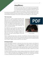 History of the Java™ programming language