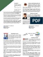 Volantino IDV Novara - Luglio 2012