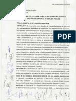 SINEP - Convenio Colectivo [2008]