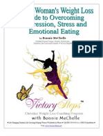 Christian Woman's Weight Loss Guide to Overcoming Depression, Stress and Emotional Eating