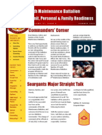 4th Maintenance Battalion Newsletter - Summer2012