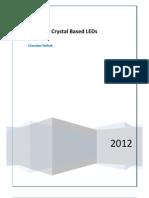 Photonic Crystal Based LEDs