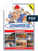 www.lechantier.cd Catalogue