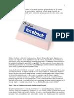 De ce mi-am şters contul de Facebook - ierodiacon Serafim Pantea
