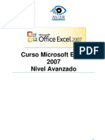 Manual Excel 2007 Nivel Avanzo v.1
