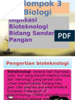 bioteknologi slide1