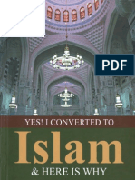 Yes! I Converted to Islam and Here is Why