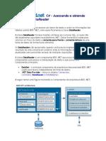 C# - Acessando e Obtendo Dados Com DataReader