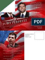 Tory Perfetti Post Card