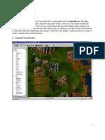 Tzar Editor Manual