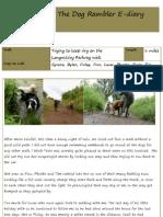 The Dog Rambler E-diary 11 & 12 July 2012