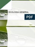 Clase Nº1 de Ecologia