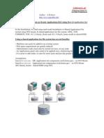 Muliti Node Configuration in Oracle Application 11i,R12
