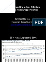 Social Media for Elder Law Attorneys - Powerpoint presentation