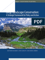Large Landscape Conservation