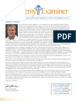 Academy of LDS Dentists Summer 2012 Newsletter