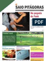 Jornal Ensaio Pitágoras - Edição 01