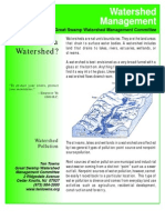 Watershed Management for the Great Swamp Watershed