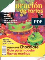Decoraci n de Tortas Chocolate