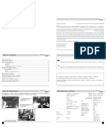 Manual Pulsar 220S
