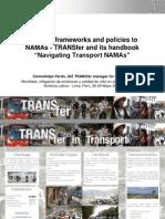Barriers Frameworks Policies