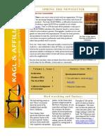 Kagl Newsletter