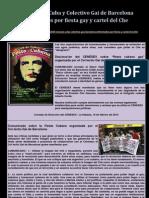 CENESEX de Cuba y Colectivo Gai de Barcelona