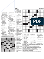 0606 New York Times Crossword