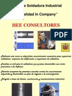 Curso de Soldadura in Company HEE Consultores