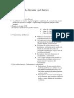 Esquema Barroco PDF