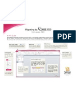 MS Access Migration Guide
