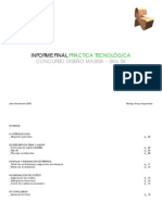 Practica Tecnologica Informe