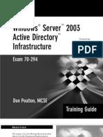 Best Active Directory Book