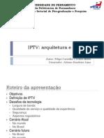 IPTV_arquiteturas e Desafios