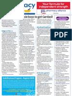 Pharmacy Daily for Fri 13 Jul 2012 - Headache solutions, Boys get Gardasil, Mind health and much more...a
