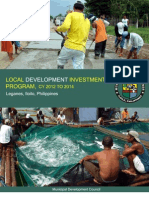 Local Development Investment Program ,CY 2012 to 2014