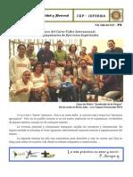 2º Boletín CEP - Curso Internacional de EE