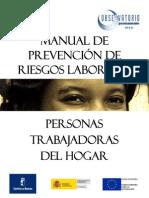 Manual PRL Trabajadoras Hogar