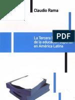 Libro - La Tercera Reforma de La Educacion Superior en America Latina - FCE - 2006