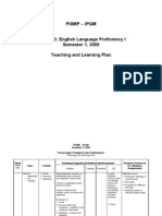 Elp1 Teaching & Learning Plan_guna
