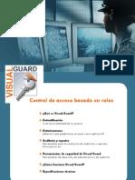VisualGuard Detailed Features SP
